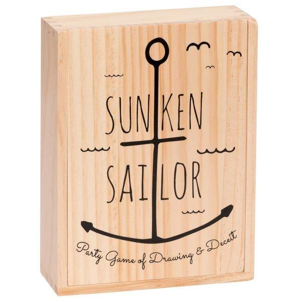 Sunken Sailor - Brætspil På Engelsk