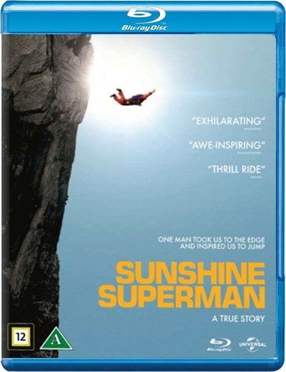 Image of   Sunshine Superman - Blu-Ray