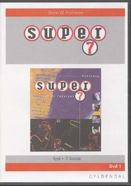 Super 7 - Steen W. Pedersen - Bog