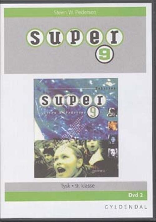 Super 9 - Steen W. Pedersen - Bog