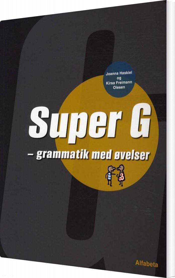 Billede af Super G - 2. Udgave - Kirsa Freimann Olesen - Bog