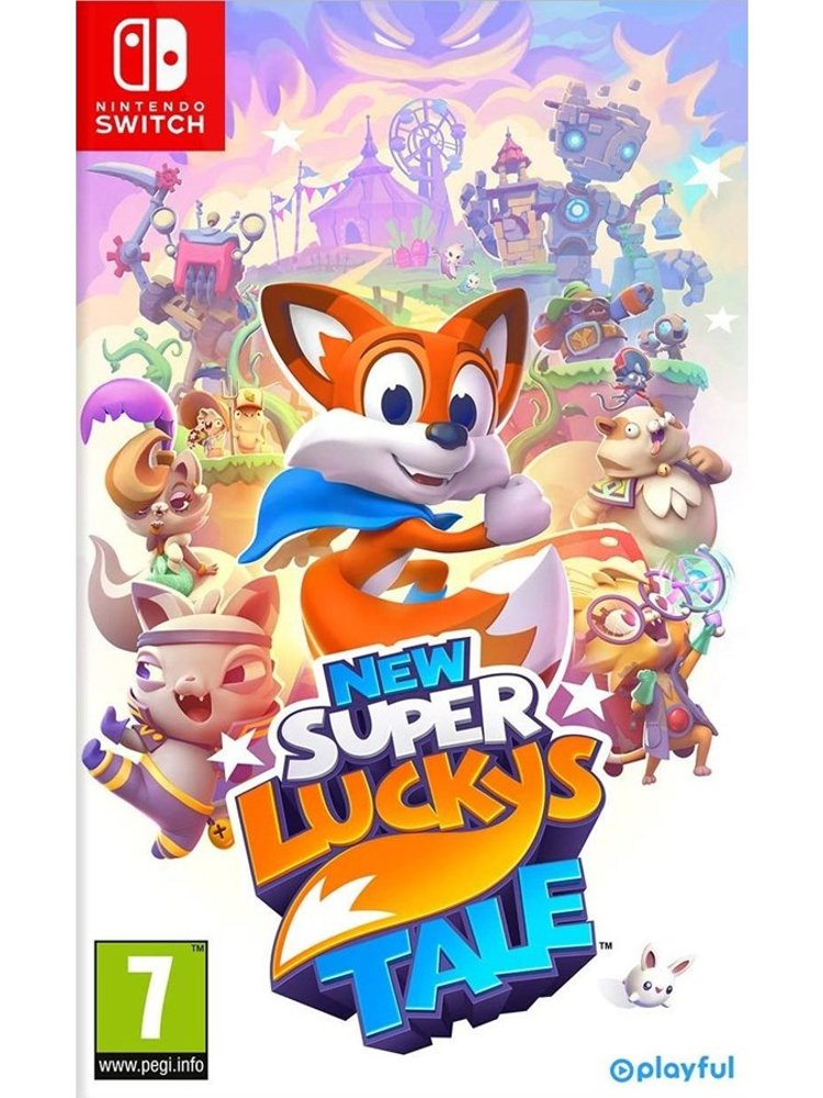 Image of   Super Lucky's Tale - Nintendo Switch