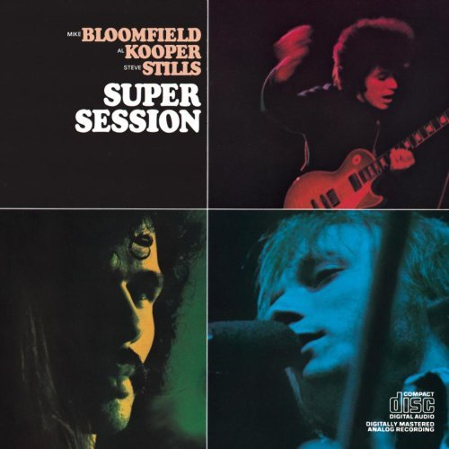 Image of   Mike Bloomfield - Super Session - Vinyl / LP