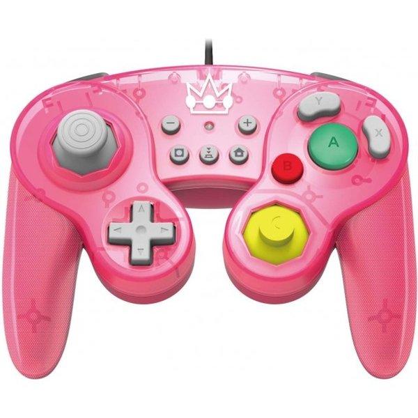 Image of   Nintendo Switch Super Smash Bros Controller - Peach