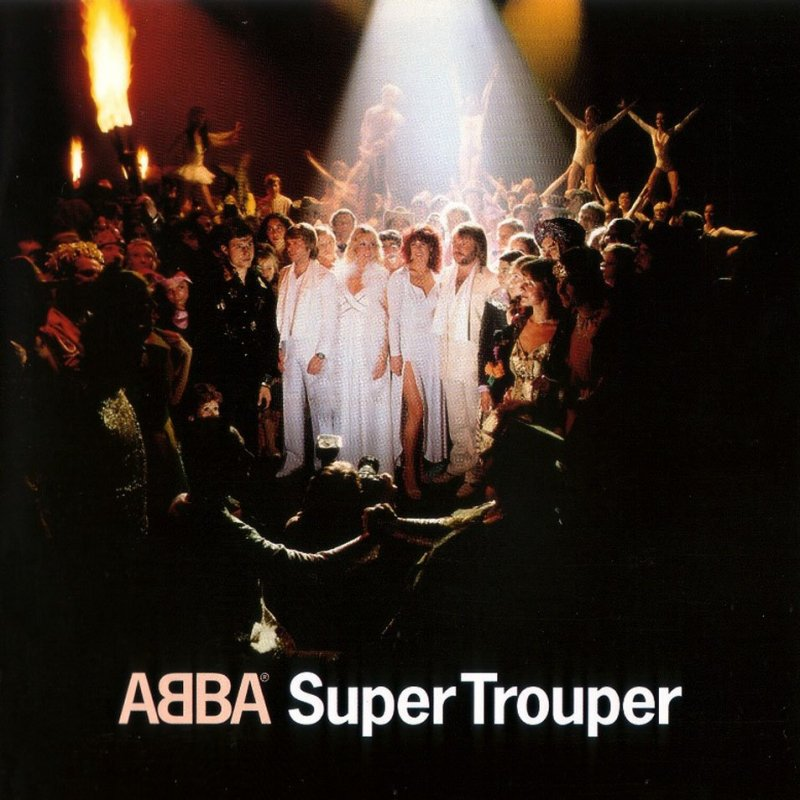 Image of   Abba - Super Trouper - CD