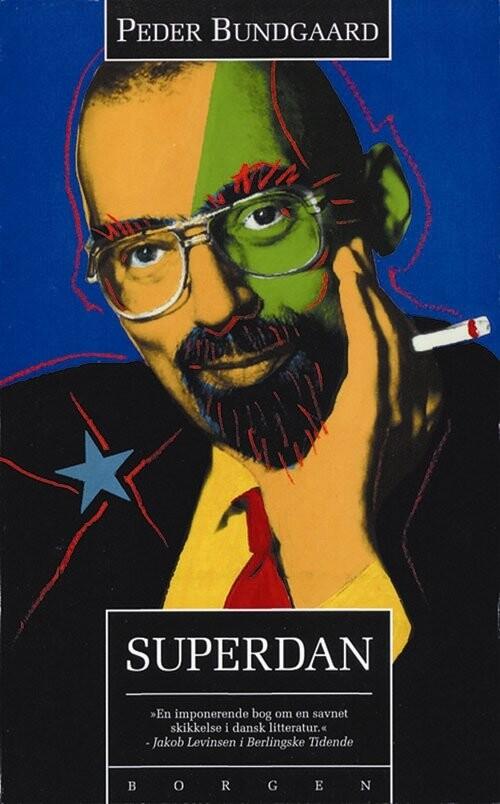 Superdan - Peder Bundgaard - Bog
