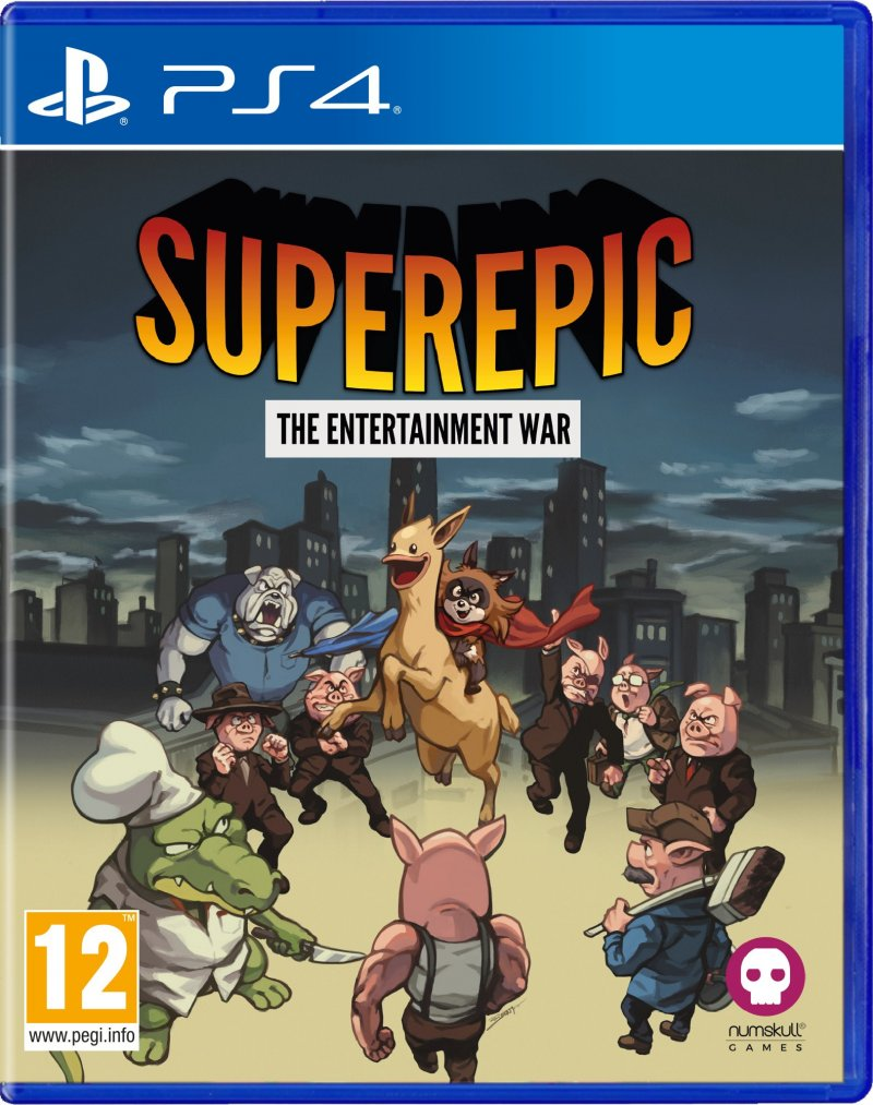 Image of   Superepic - PS4