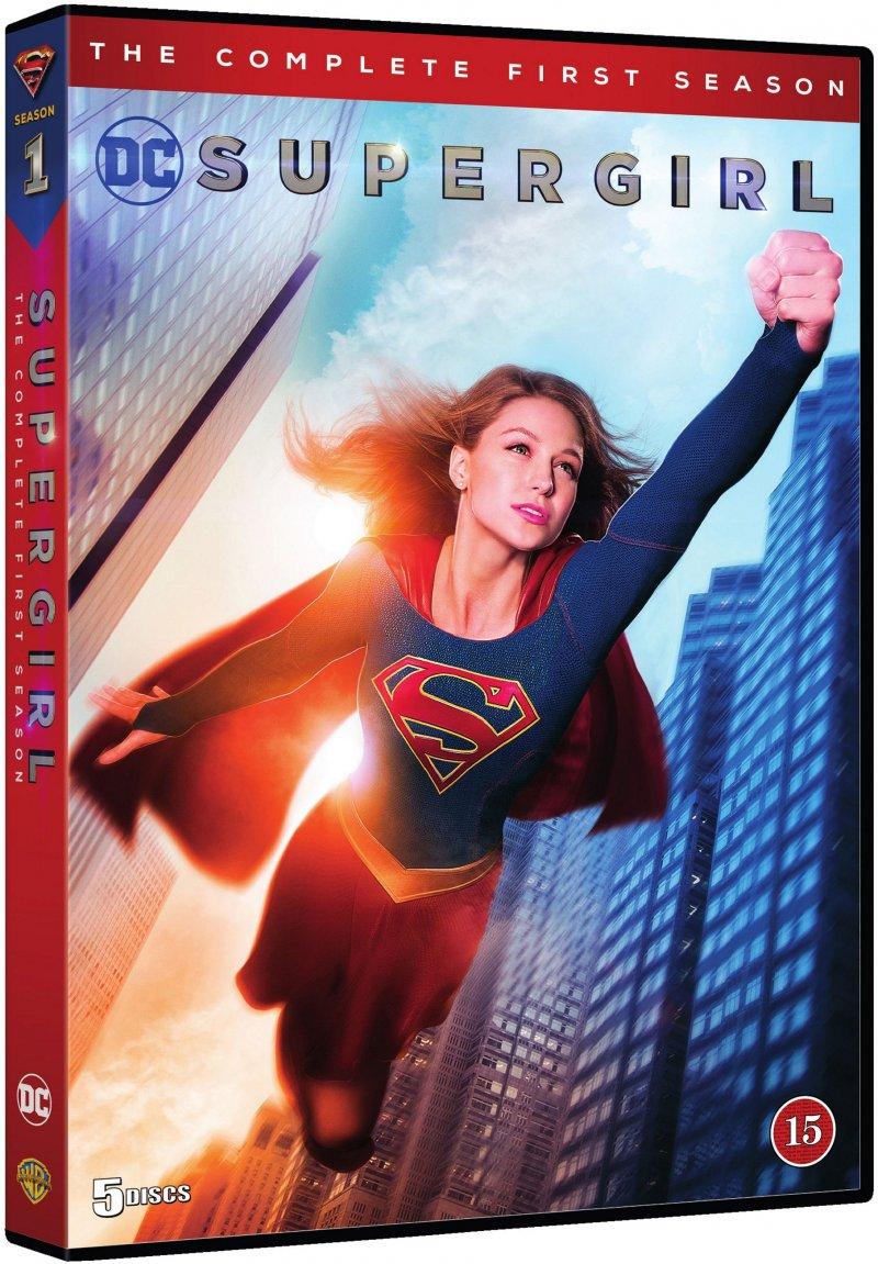 Billede af Supergirl - Sæson 1 - DVD - Tv-serie