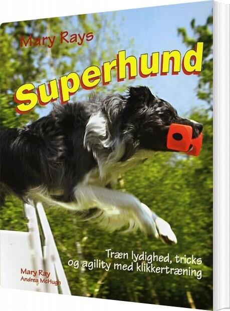 Superhund - Mary Ray - Bog