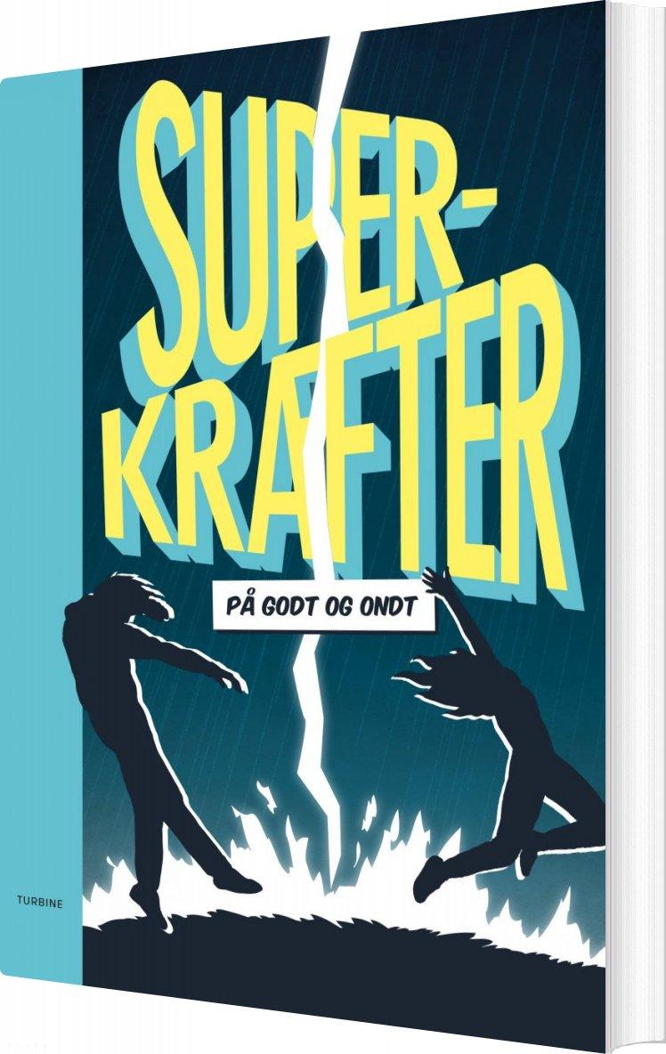 Superkræfter - På Godt Og Ondt - Karl Modig - Bog