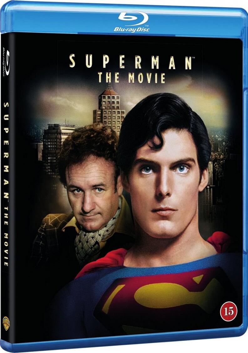Billede af Superman (1978) - Blu-Ray