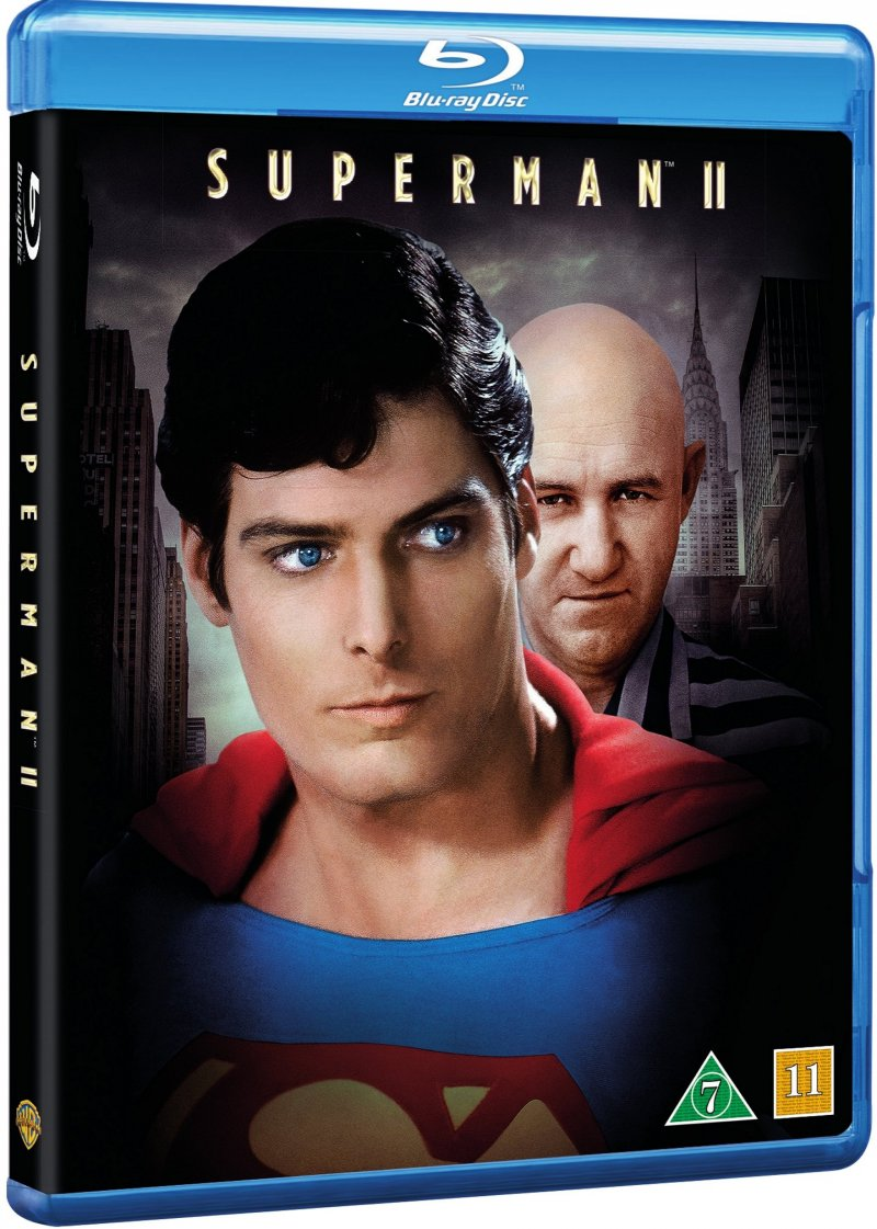 Billede af Superman 2 - Blu-Ray