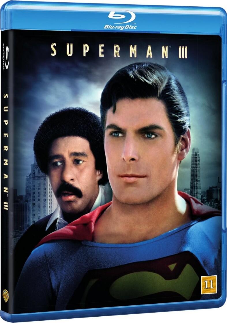 Billede af Superman 3 - Blu-Ray