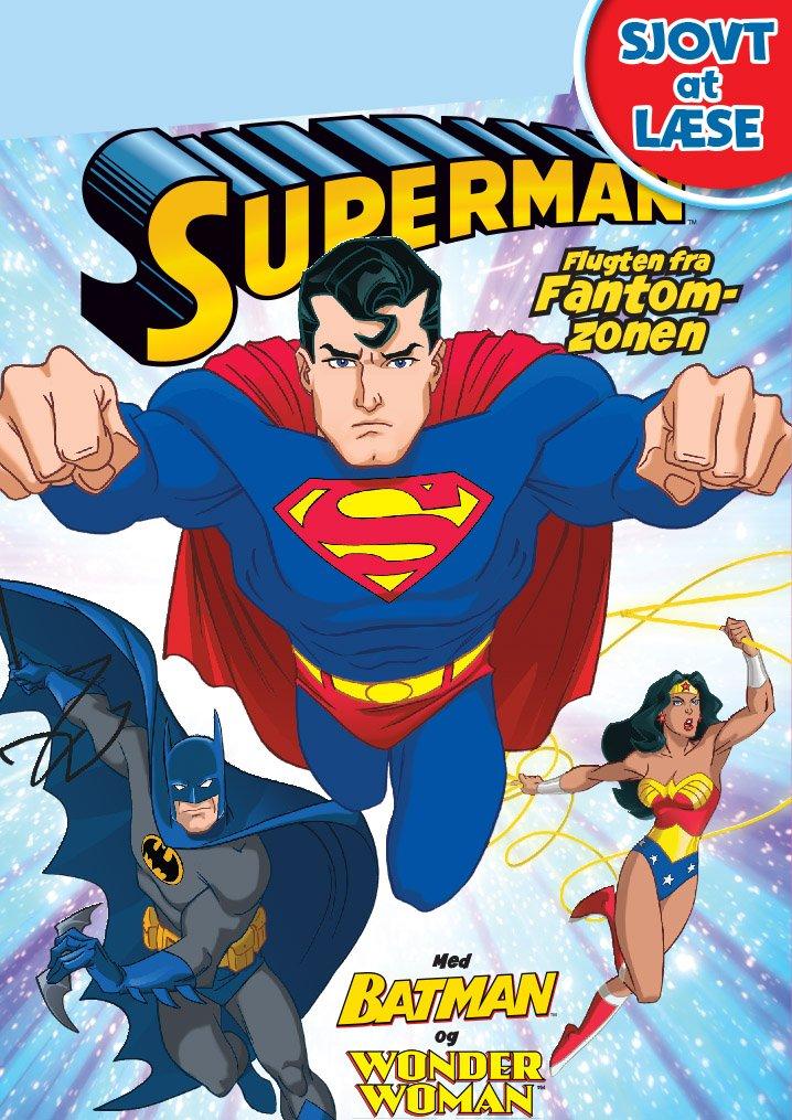 Superman: Sjovt At Læse - Diverse - Bog