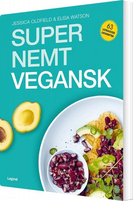 Supernemt Vegansk - Elisa Watson - Bog
