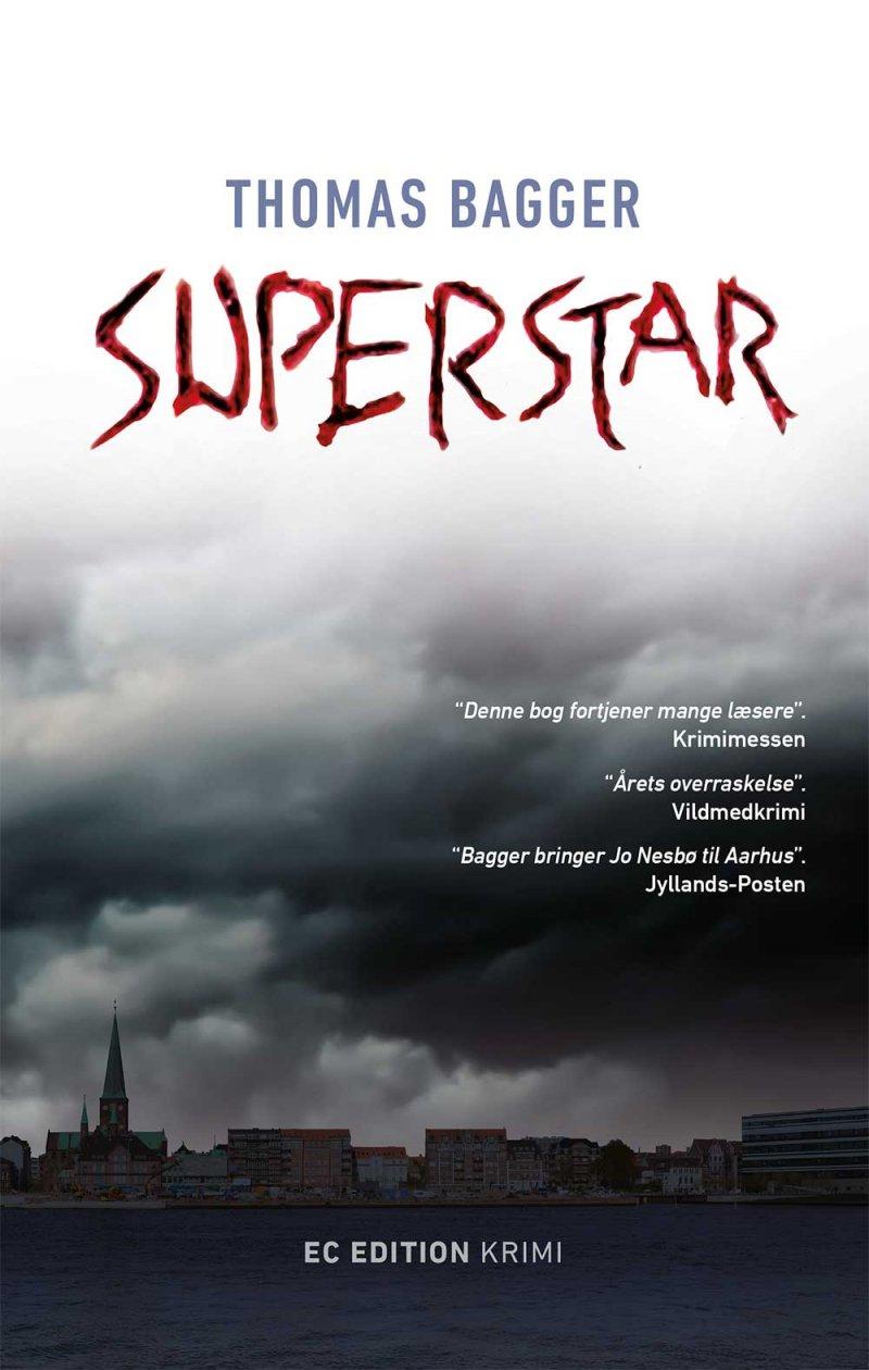 Superstar - Thomas Bagger - Bog