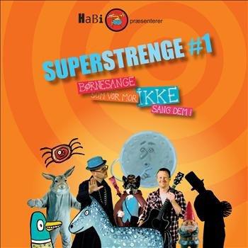 Image of   Superstrenge 1 - DVD - Film
