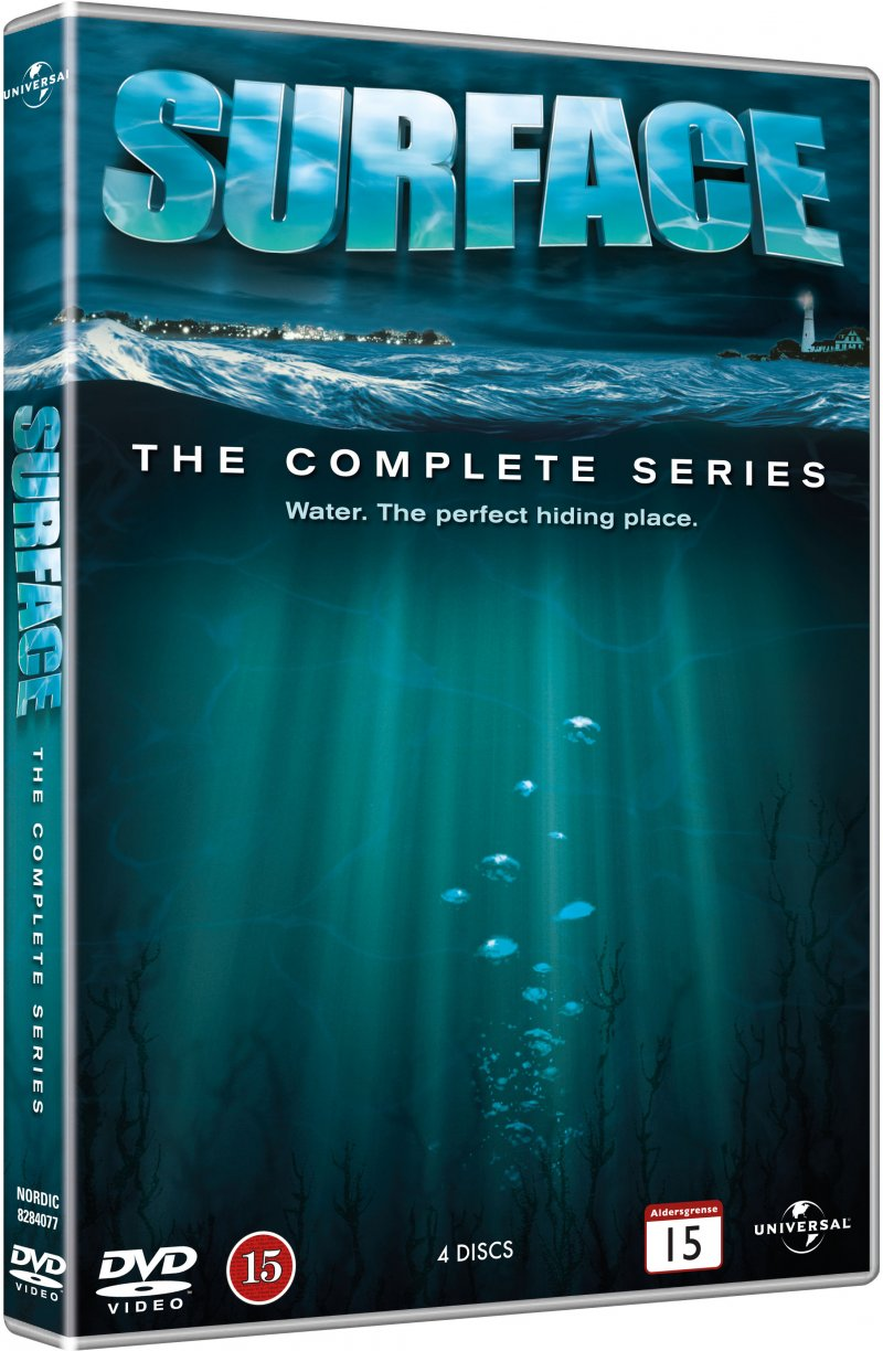 Image of   Surface - The Complete Series - DVD - Tv-serie
