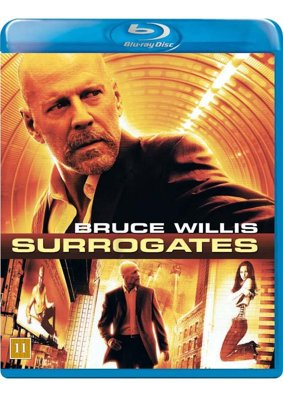 Image of   Surrogates - Deluxe Edition - Blu-Ray