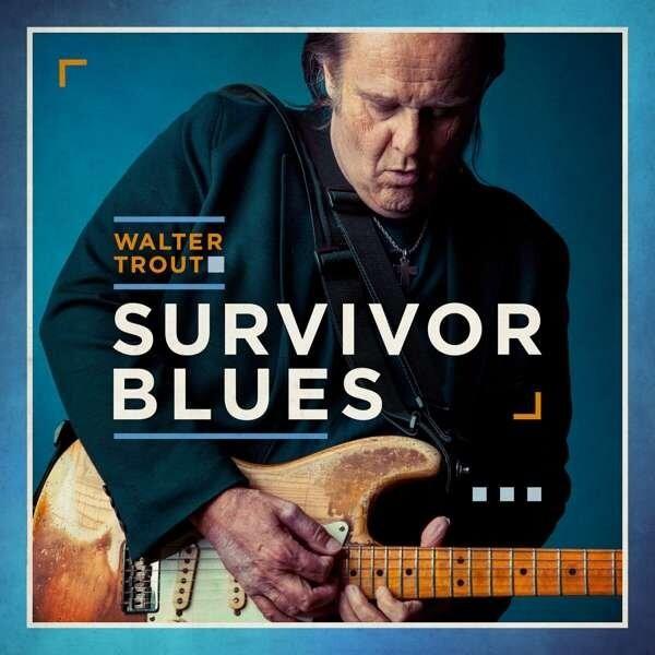 Image of   Walter Trout - Survivor Blues - CD