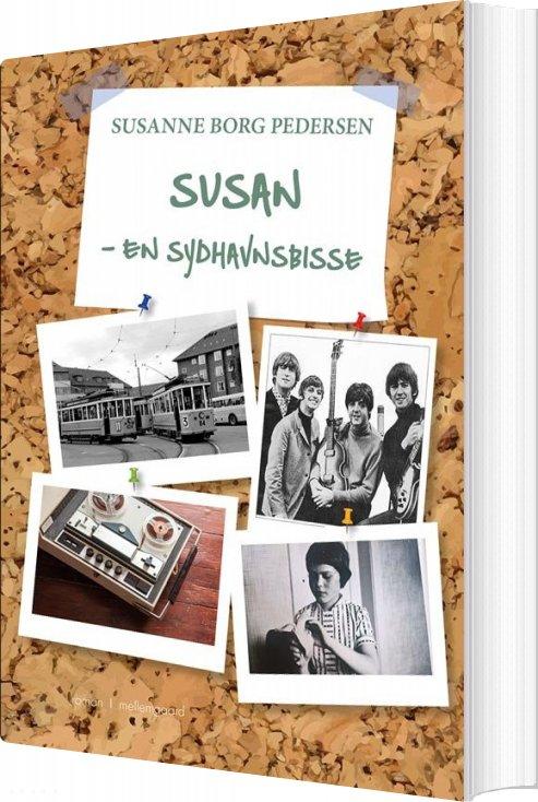 Image of   Susan - Susanne Borg Pedersen - Bog