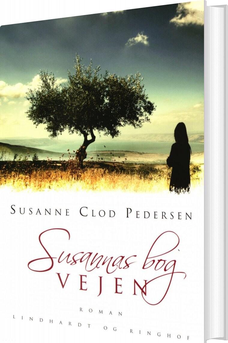 Image of   Susannas Bog - Vejen - Susanne Clod Pedersen - Bog