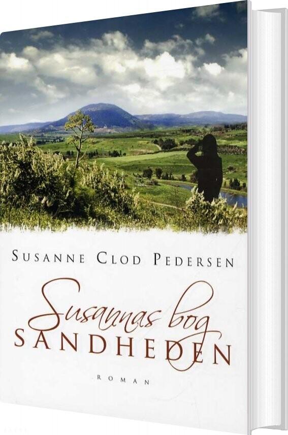 Image of   Susannas Bog - Sandheden - Susanne Clod Pedersen - Bog
