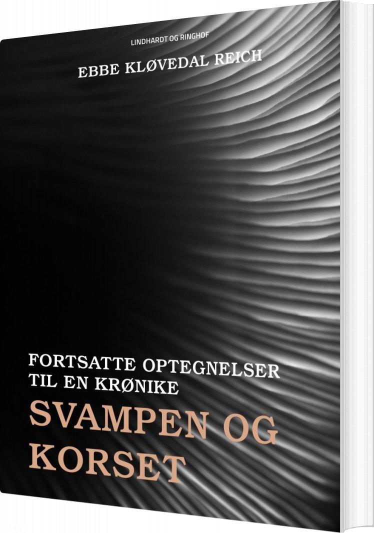 Svampen Og Korset - Ebbe Kløvedal - Bog