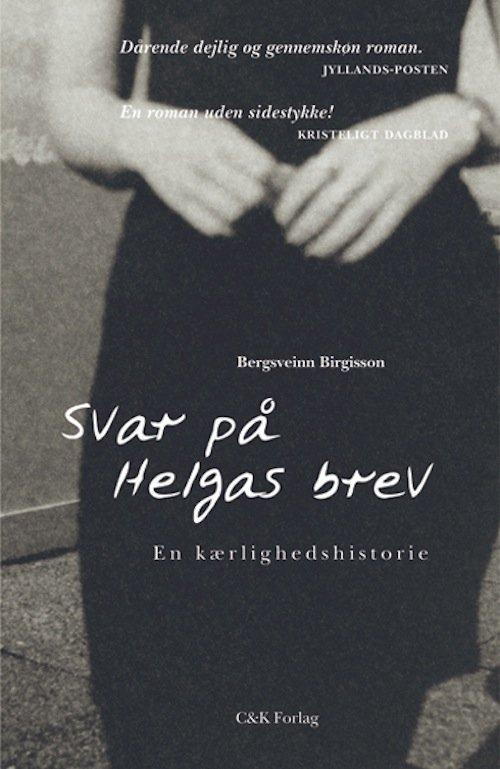 Image of   Svar På Helgas Brev - Bergsveinn Birgisson - Bog