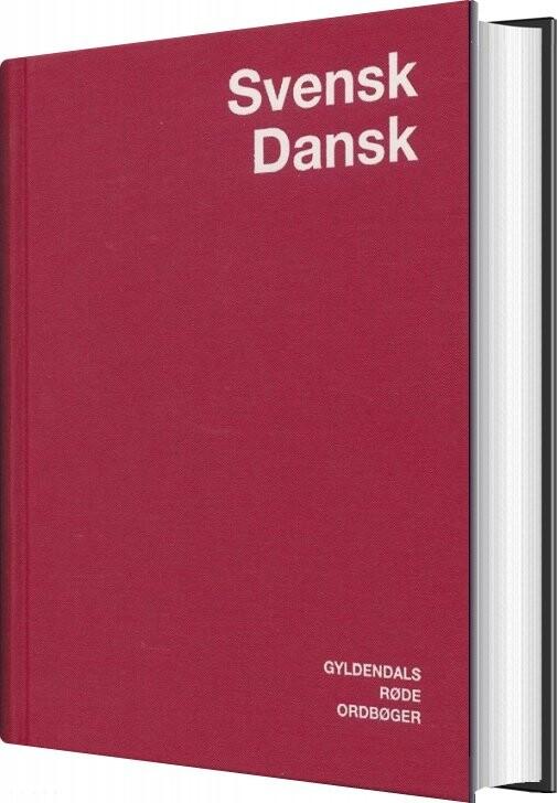 Svensk-dansk Ordbog - Valfrid Palmgren Munch-petersen - Bog