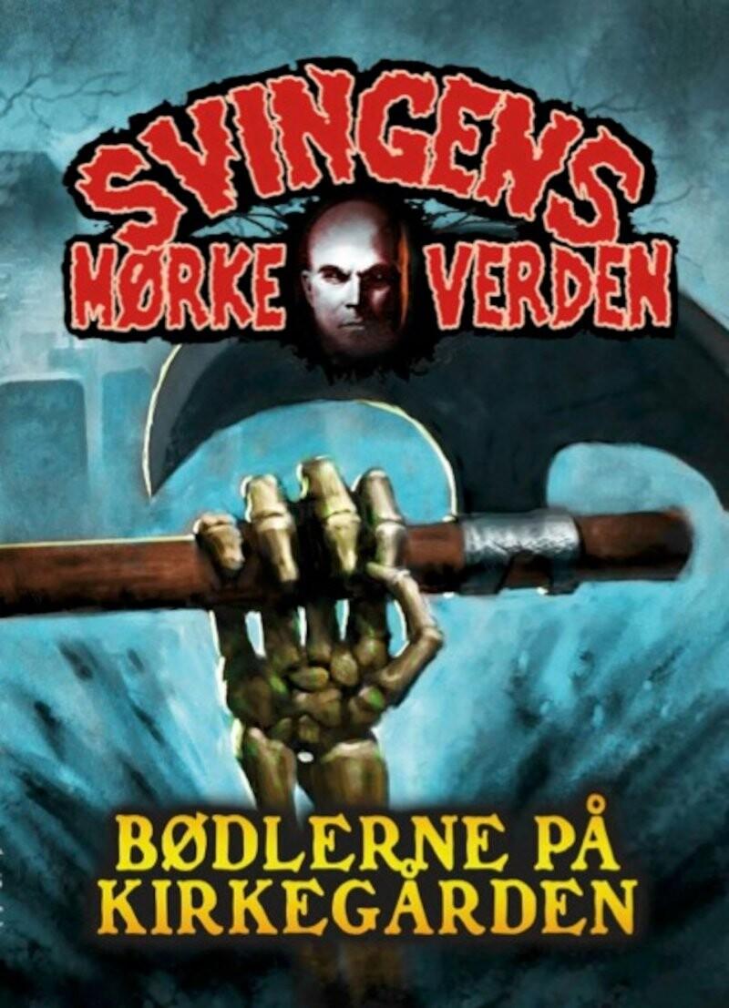 Image of   Svingens Mørke Verden - Sampak - Arne Svingen - Bog