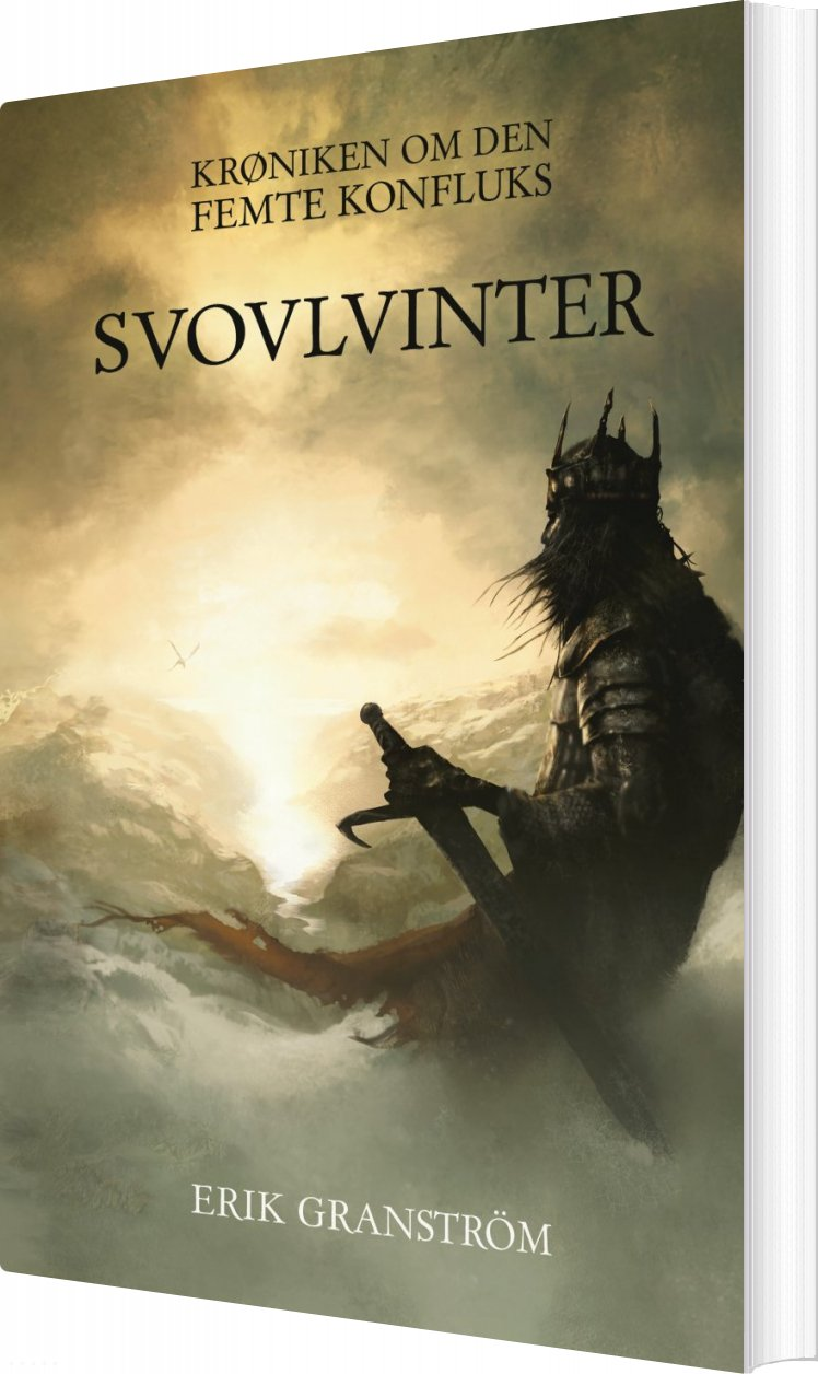 Svovlvinter - Erik Granström - Bog