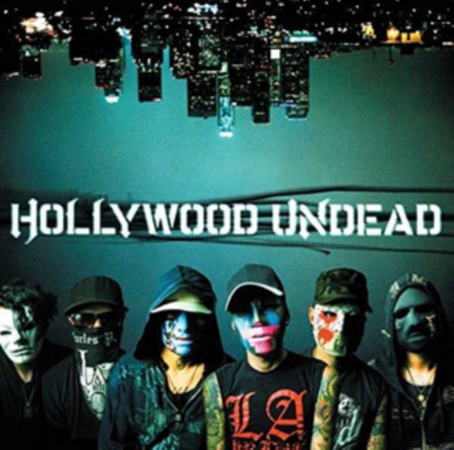 Hollywood Undead - Swan Songs - Vinyl / LP