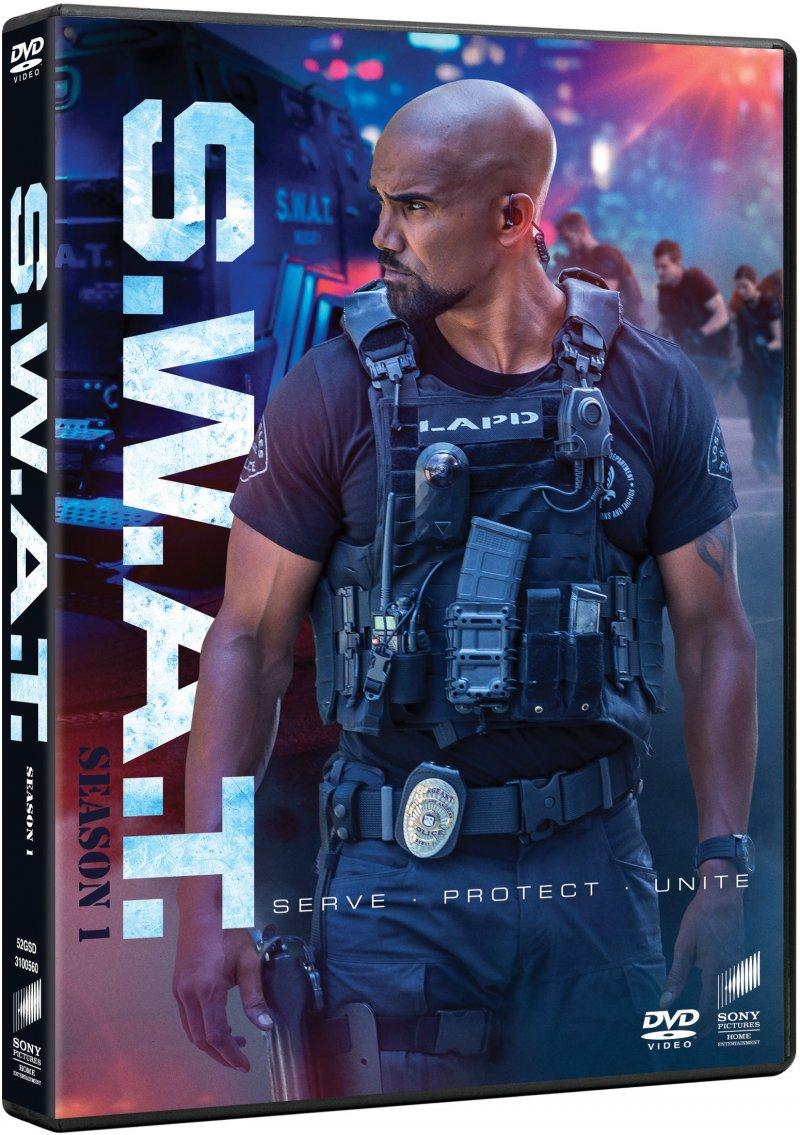 Billede af Swat - Sæson 1 - DVD - Tv-serie