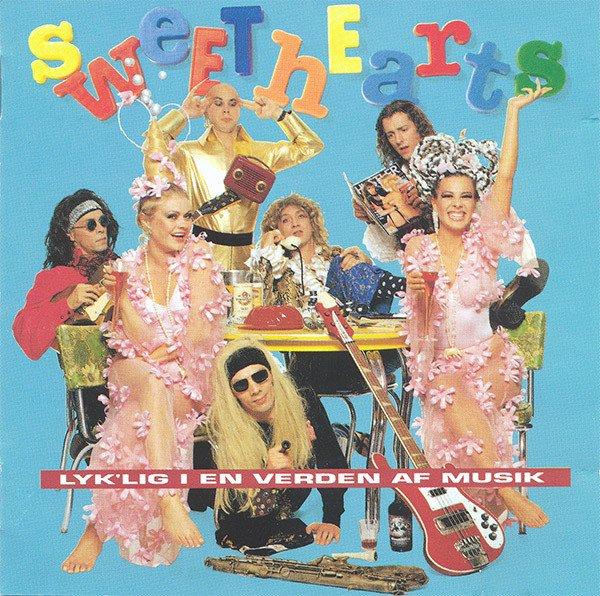 Sweethearts - Lyklig I En Verden Af Musik - CD