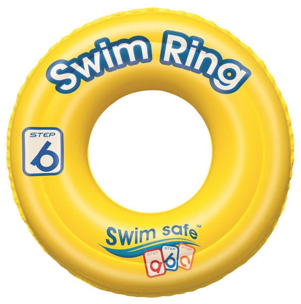 Svømmering, baby badering