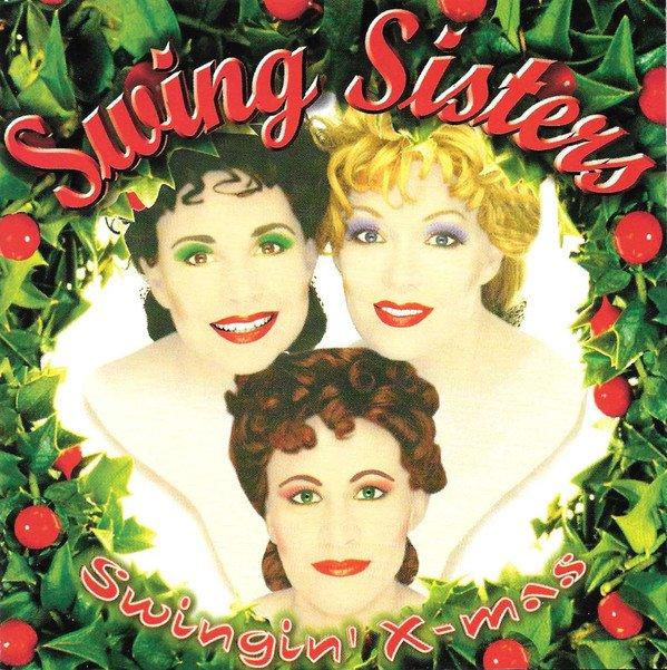 Swing Sisters - Swingin X-mas - CD