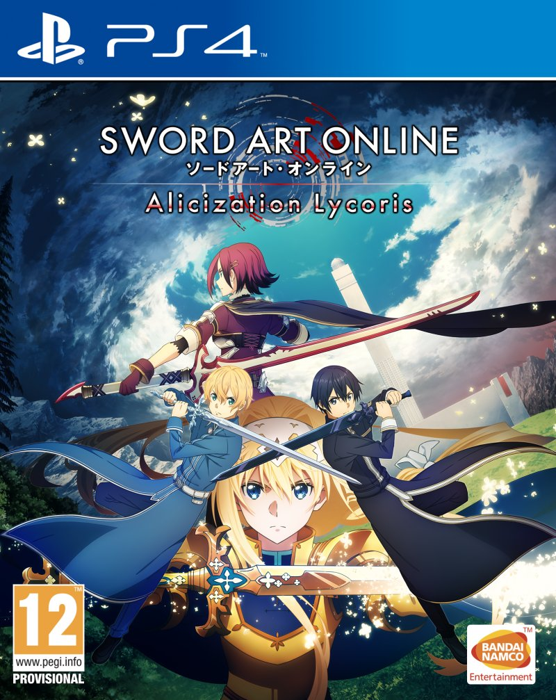 Image of   Sword Art Online: Alicization Lycoris - PS4
