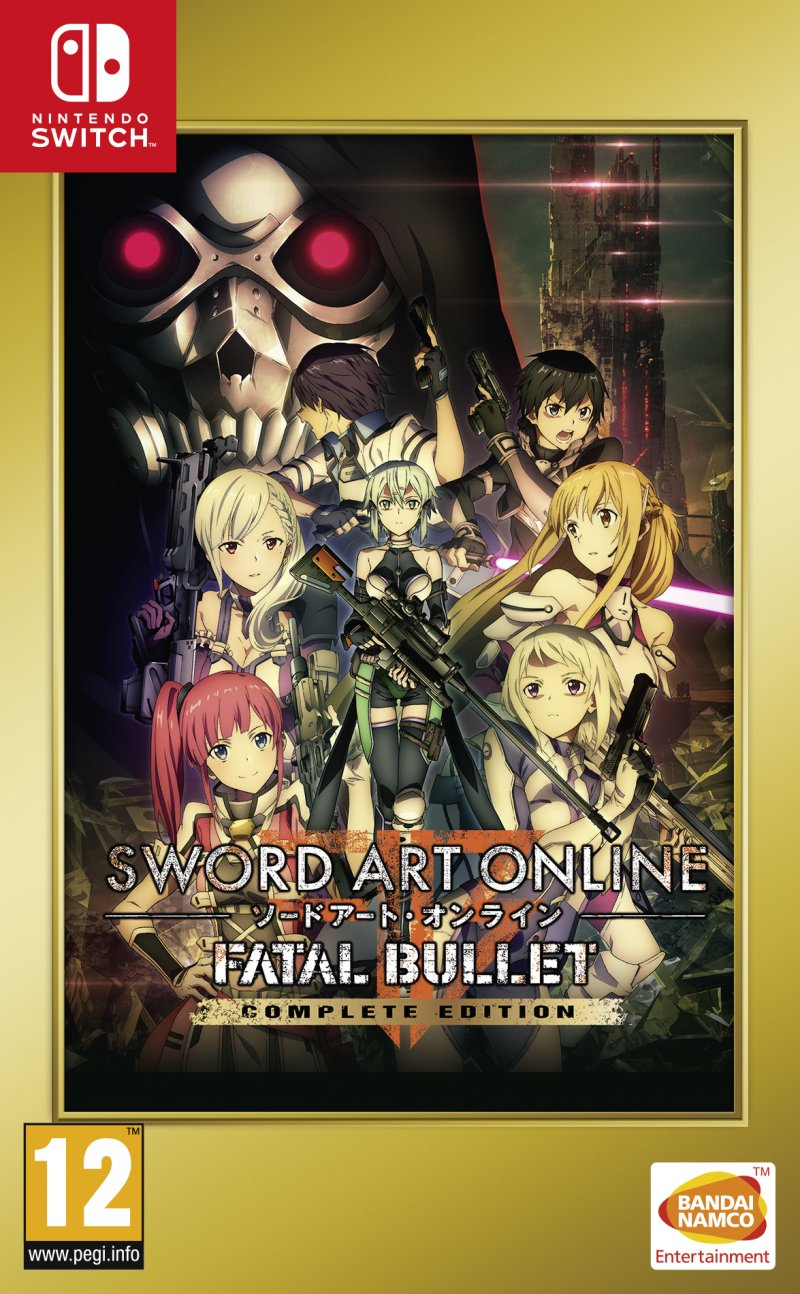 Image of   Sword Art Online: Fatal Bullet - Complete Edition - Nintendo Switch