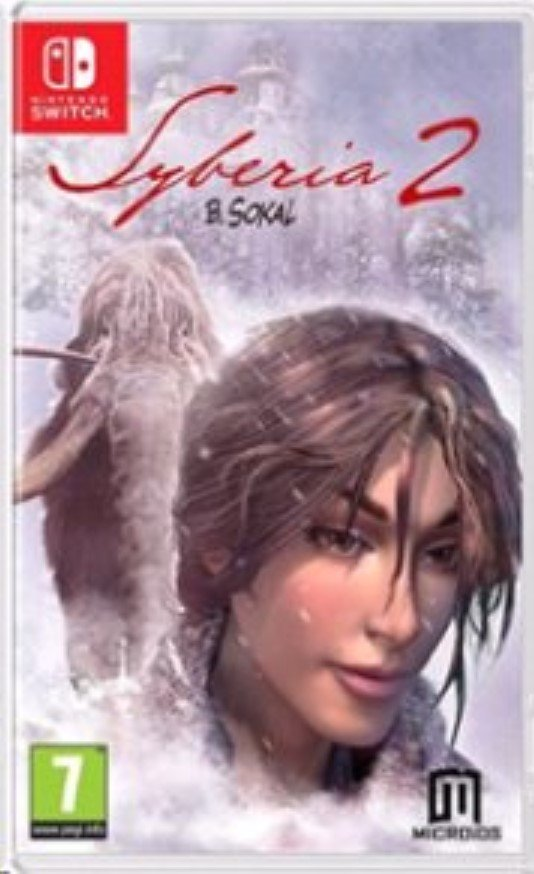 Image of   Syberia 2 - Nintendo Switch