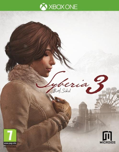 Image of   Syberia 3 - Xbox One