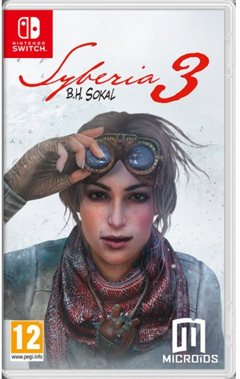 Image of   Syberia 3 - Nintendo Switch