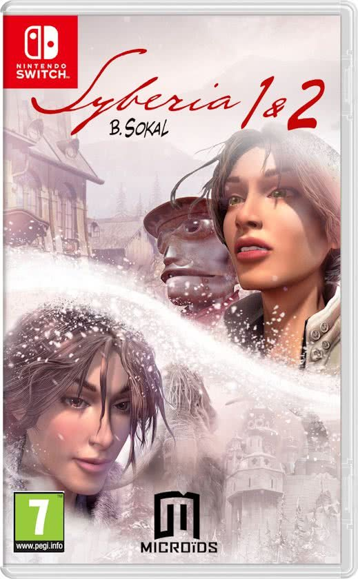 Image of   Syberia I + Syberia Ii - Nintendo Switch