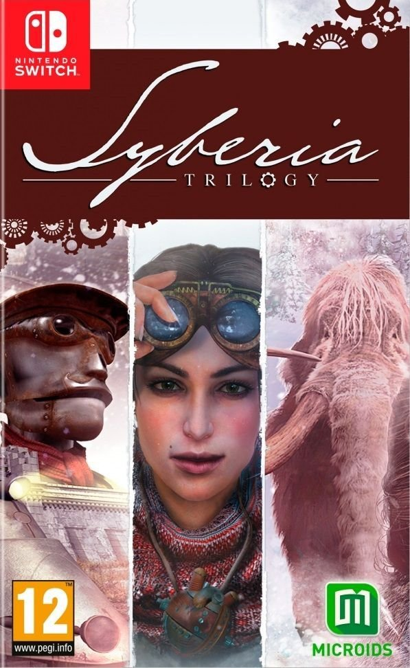 Image of   Syberia Trilogy - Nintendo Switch