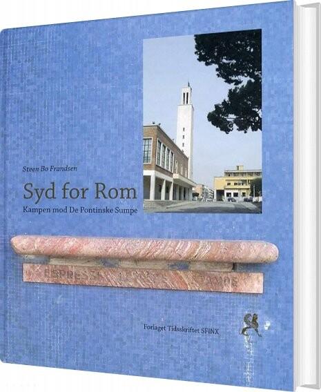 Image of   Syd For Rom - Steen Bo Frandsen - Bog
