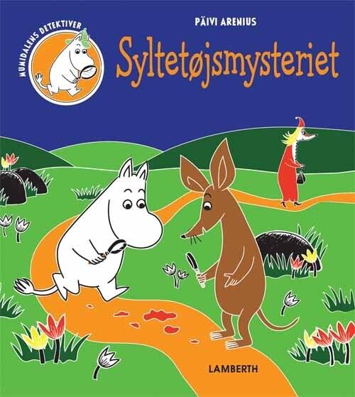 Image of   Syltetøjsmysteriet - Päivi Arenius - Bog