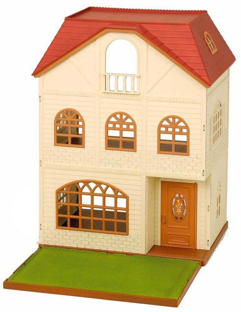Image of   Sylvanian Families Cedar Terrace Hus