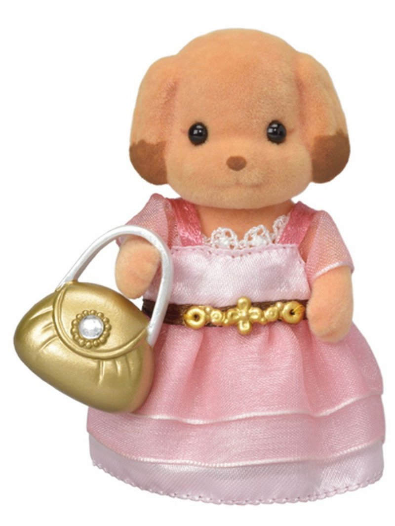 Image of   Sylvanian Families Figurer - Town Girl Puddel