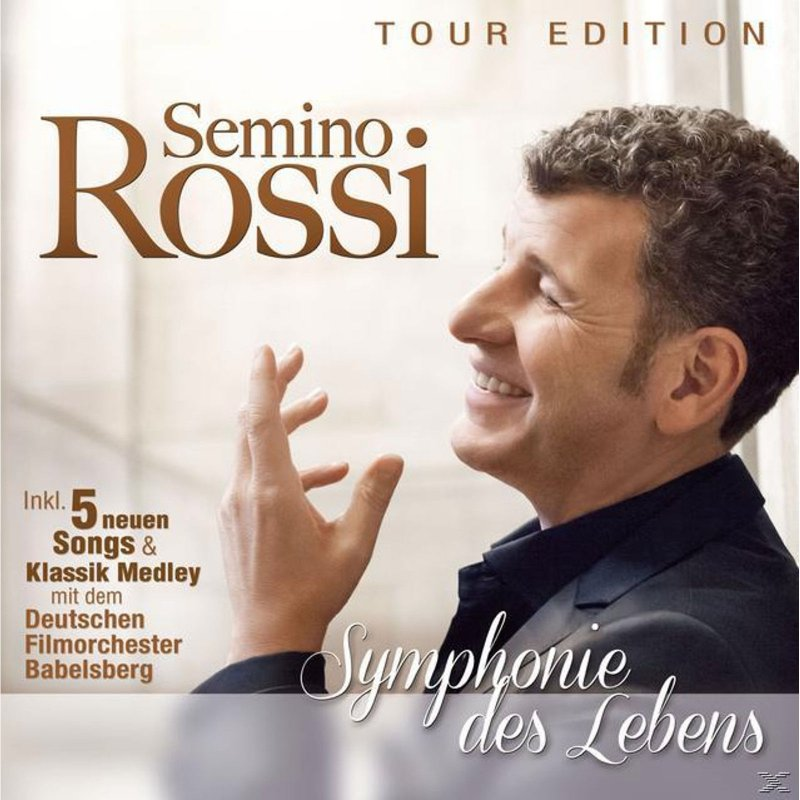 Image of   Semino Rossi - Symphonie Des Lebens - Tour Edition - CD