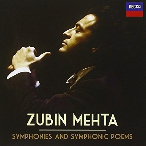 Image of   Mehta Zubin - Symphonies And Symphonic Poems (23cd) - CD